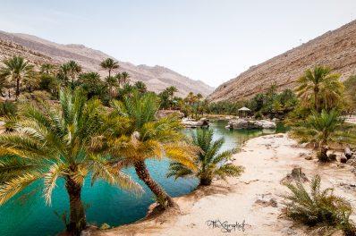 Sultanat d'Oman #3 : l'eau et les Wadis