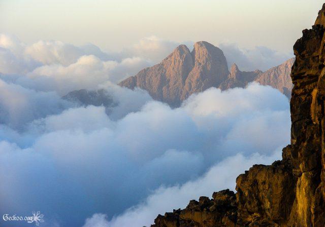 Sultanat d'Oman #1 : la montagne ou le désert de pierres