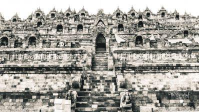 Indonésie #2 – Java et ses temples : Borobudur