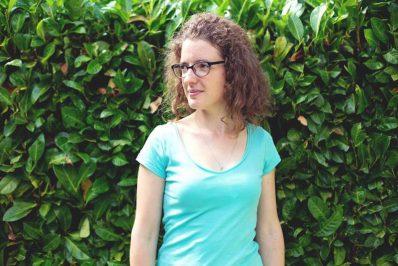 Cécile, multipotentielle assumée, enthousiaste maman et entrepreneure