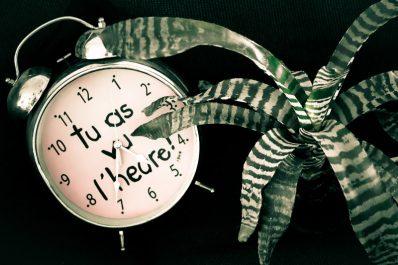 Rêver son temps en multidimensions : éloge de la pause