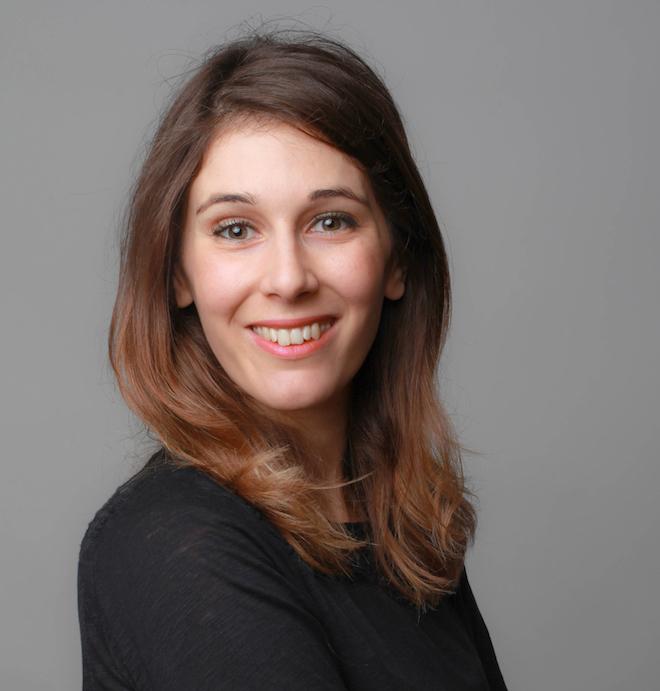 Portrait d'Anaelle Sorignet