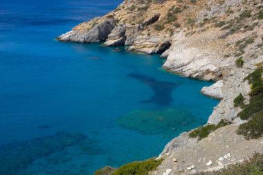 Crique de Kato Meria - Amorgos - Grèce