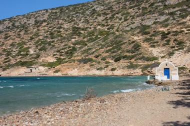 Paysage de Kato Meria - Amorgos - Grèce