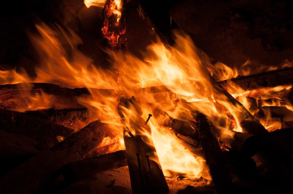 Le feu, ta motivation, ton enthousiasme, ton énergie