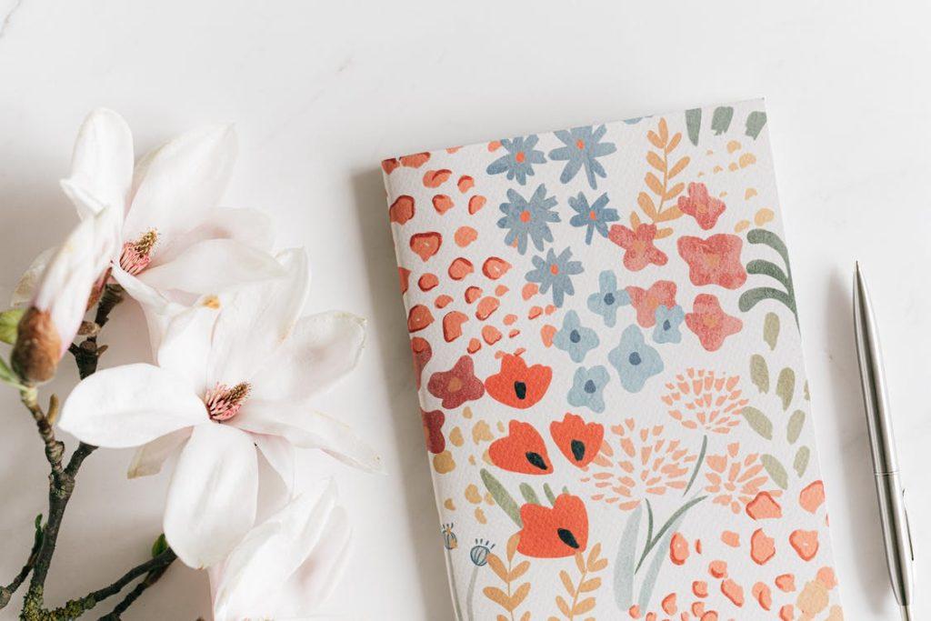S'organiser peut être un plaisir avec un joli carnet !