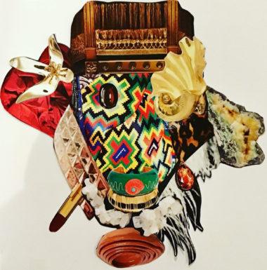 Création masque d'Alice Esposto