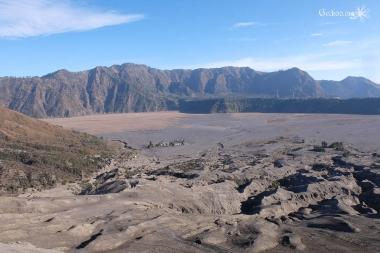 Caldeira du Tengger, mont Bromo, Java, Indonésie