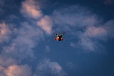 Drone au Gunung Penanjakèn, mont Bromo, Java, Indonésie